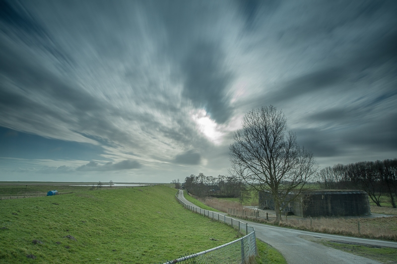 Polder Breebaart 27.01.2015 (Canon EF 16-35mm f/2.8L II USM)