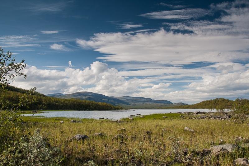 Kilpisjärvi Lake 13.08.2010 (Canon EF 24-105mm f/4.0L IS)