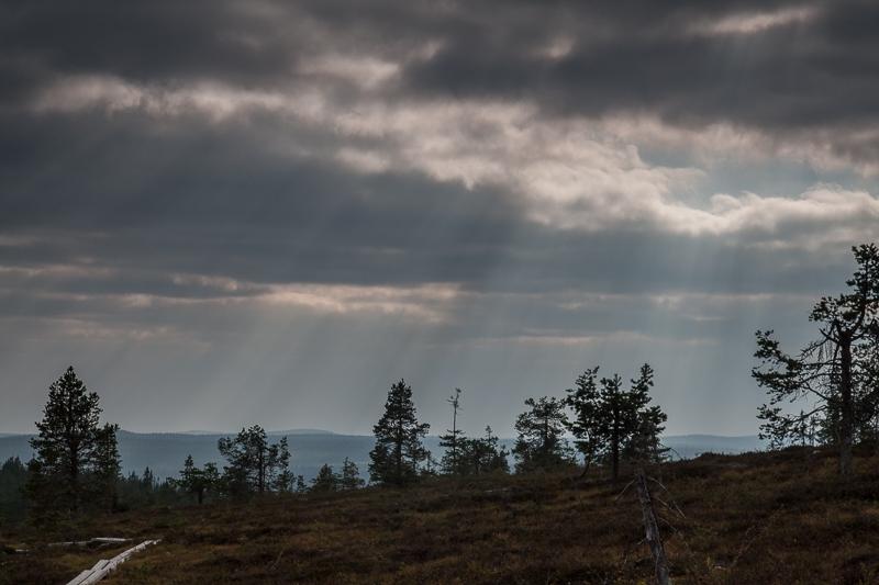 The Riisitunturu Trail 20.08.2010 (Canon EF 24-105mm f/4.0L IS)