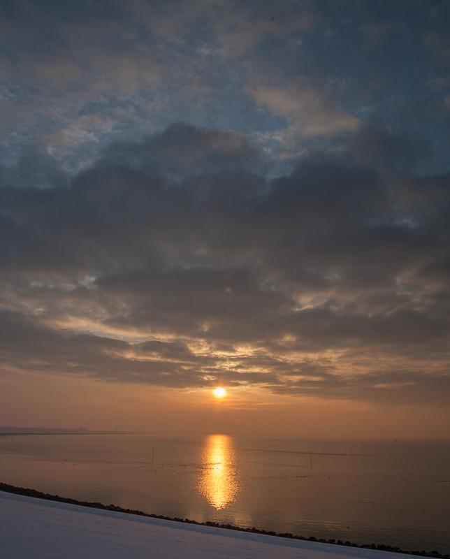 Afsluitdijk 07.01.2010 (Canon EF 24-105mm f/4.0L IS USM)