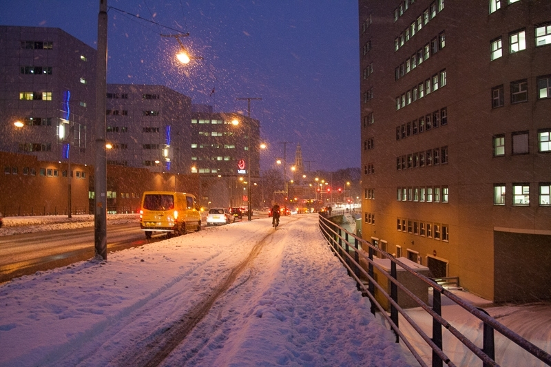Emmaviadukt, Groningen 18.12.2009 (Canon EF 24-105mm f/4.0L IS)