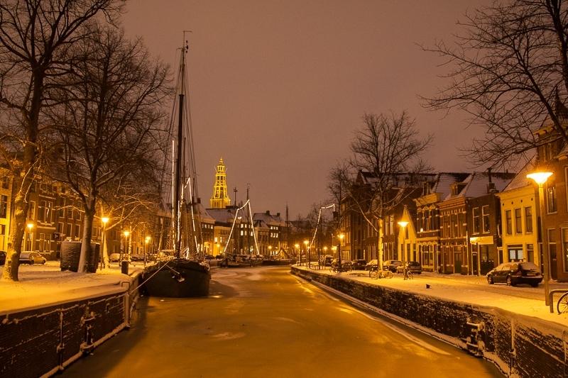 Lage der A, Groningen 10.01.2010 (Canon EF 24-105mm f/4.0L IS)