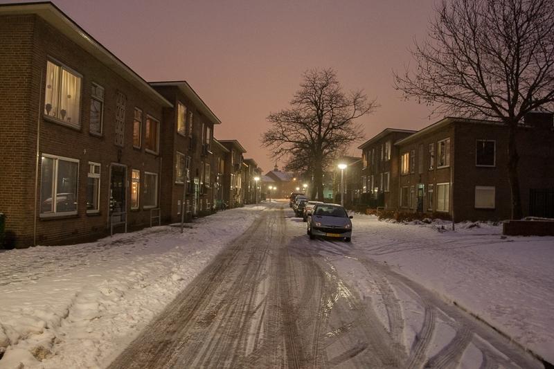 Merwedestraat, Groningen 17.01.2010 (Canon EF 24-105mm f/4.0L IS)