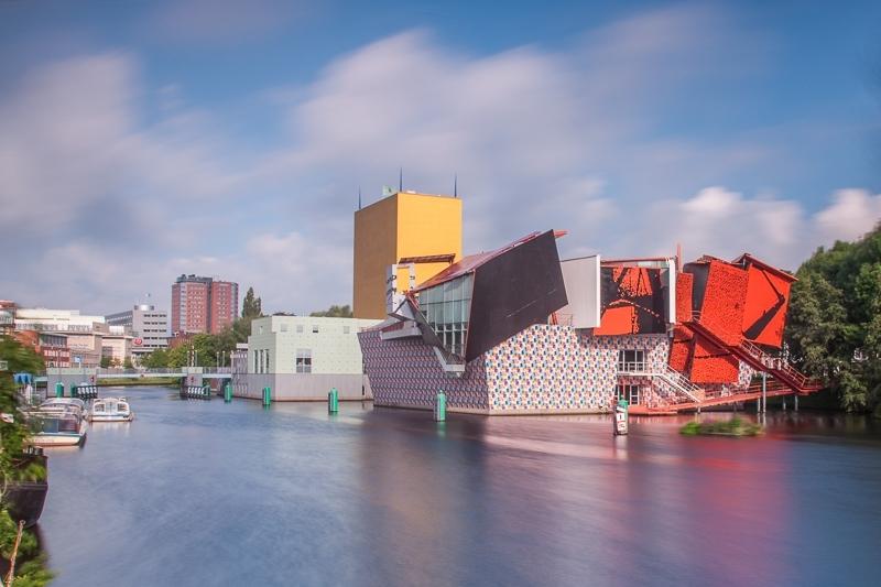 Groninger Museum, Groningen 07.08.2011  (Canon EF 24-105mm f/4.0L IS USM)