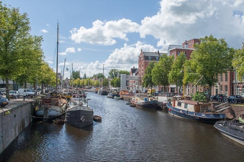 Noorderhaven, Groningen 07.08.2011  (Canon EF 24-105mm f/4.0L IS USM)