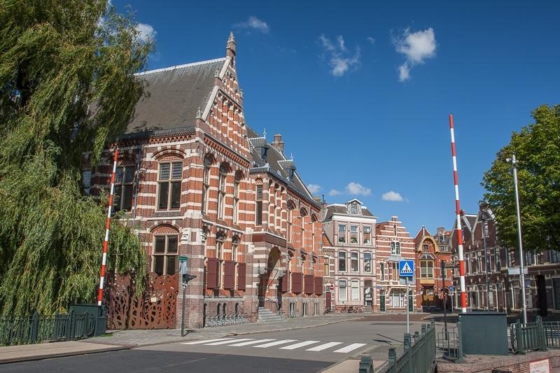 Museumbrug, Groningen 07.08.2011  (Canon EF 24-105mm f/4.0L IS USM)