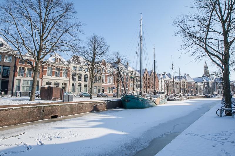 Hoge der A, Groningen 04.02.2012 ((Canon EF 16-35mm f/2.8L II USM)