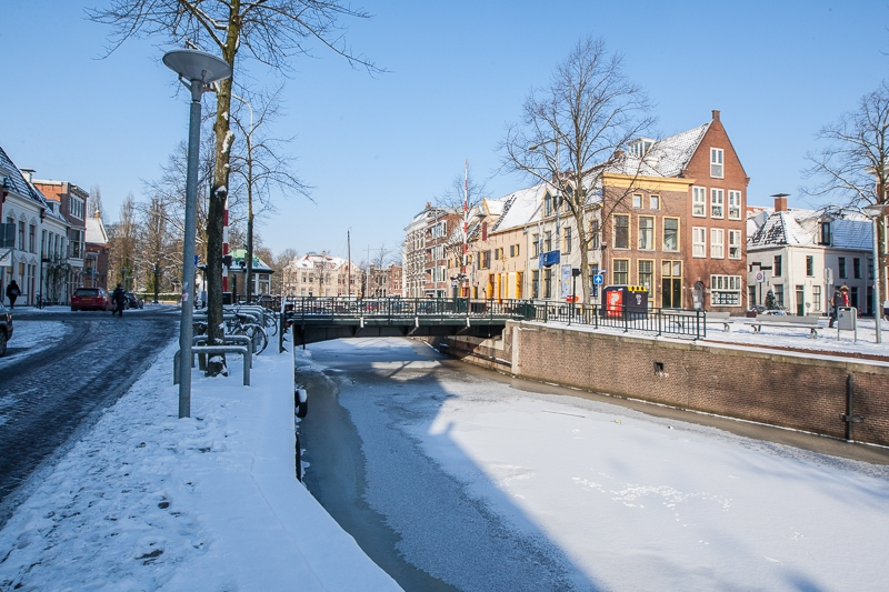 Vissersbrug, Groningen 04.02.2012 ((Canon EF 16-35mm f/2.8L II USM)