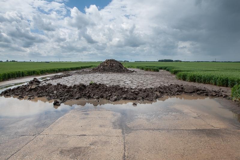 Pastorieweg, Nieuw Scheemda 23.06.2013 (Canon EF 16-35mm f/2.8L II USM)