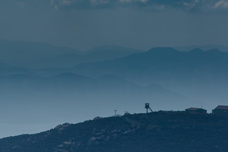 Sierra de Luna 03.03.2012 (Canon EF 300mm f/4.0L IS + Canon EF 1.4x II Extender)