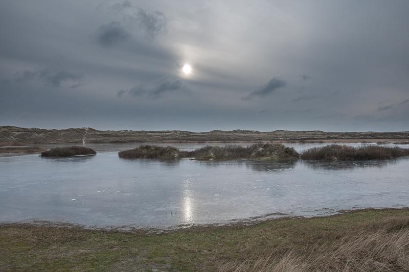 Horsmeertjes, Texel 20.01.2013  (Canon EF 16-35mm f/2.8L II USM)