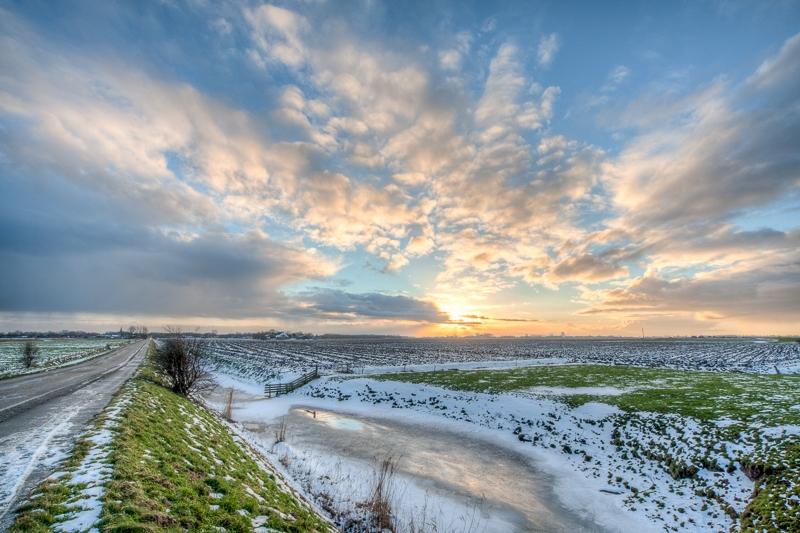 Noordpolder 05.12.2010 (Sigma 12-24mm f/4.5-5.6 EX DG HSM)