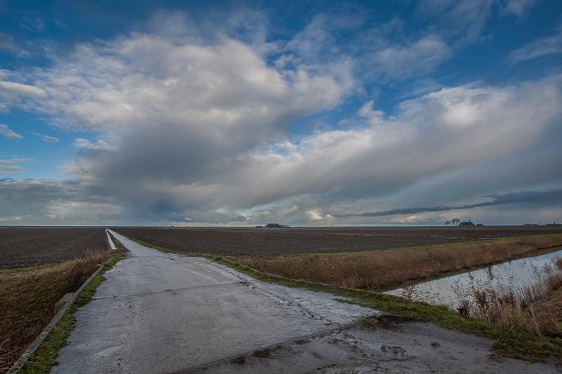 Noordpolder 30.11.2012 (Canon EF 16-35mm f/2.8L II USM)