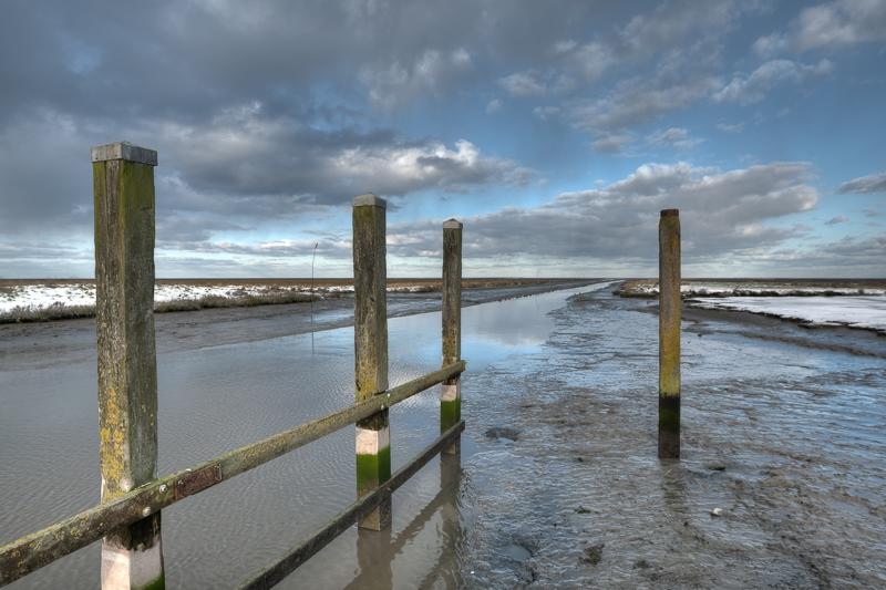 Noordpolderzijl 06.12.2012 (Canon EF 16-35mm f/2.8L II USM)