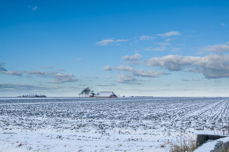 Noordpolder 06.12.2012 (Canon EF 16-35mm f/2.8L II USM)