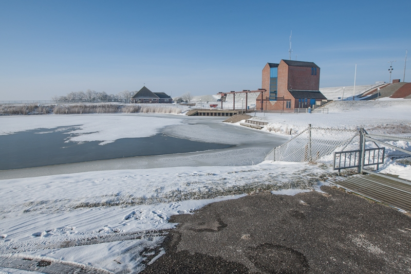 Noordpolderzijl 25.01.2013 (Canon EF 16-35mm f/2.8L II USM)