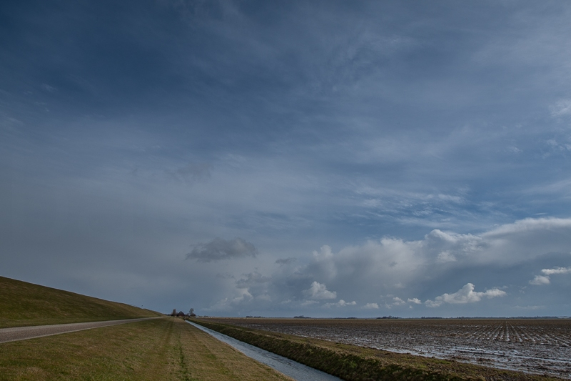 Noordpolder 21.02.2015 (Canon EF 16-35mm f/2.8L II USM)