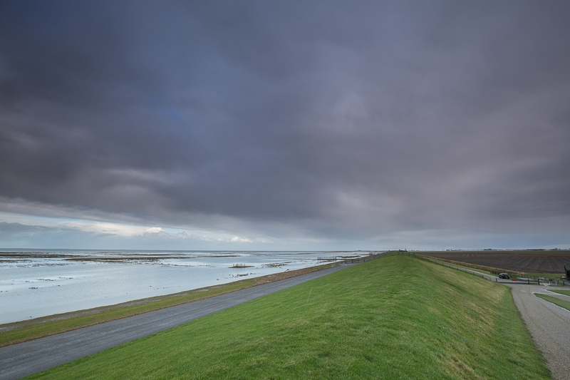 Noordpolder 14.01.2017 (Canon EF 16-35mm f/4L IS USM)