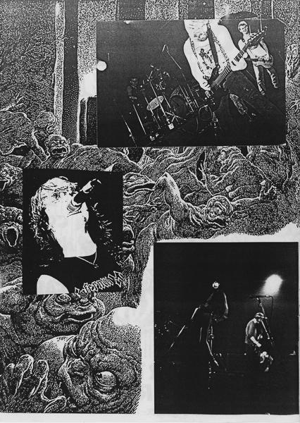 Various – Hardcore Speedmetal Tape 1988 - bacteria nl
